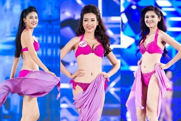 Hình ảnh Hoa hậu Việt Nam 2018: Sẽ không bỏ phần trình diễn Bikini số 2