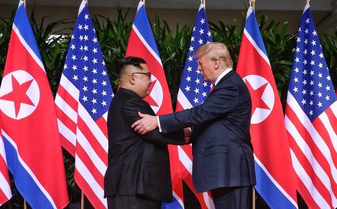 Hình ảnh Thông tấn Triều Tiên: Ông Kim Jong-un nhận lời thăm Mỹ số 1