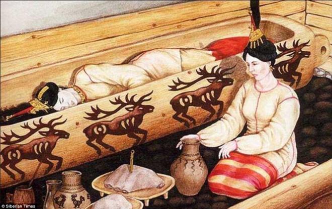 Giải mã thuật ướp xác bậc thầy thời cổ đại: Nội tạng còn nguyên vẹn, da vẫn đàn hồi tốt! - Ảnh 13.