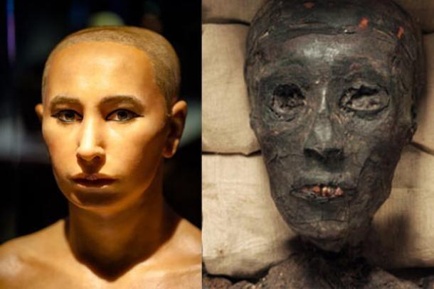 Giải mã thuật ướp xác bậc thầy thời cổ đại: Nội tạng còn nguyên vẹn, da vẫn đàn hồi tốt! - Ảnh 1.