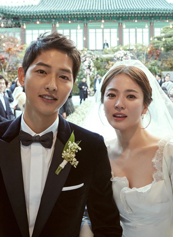 Những đám cưới có dàn khách mời khủng nhất xứ Hàn: Toàn minh tinh, Song Song không đọ được với Jang Dong Gun? - Ảnh 1.