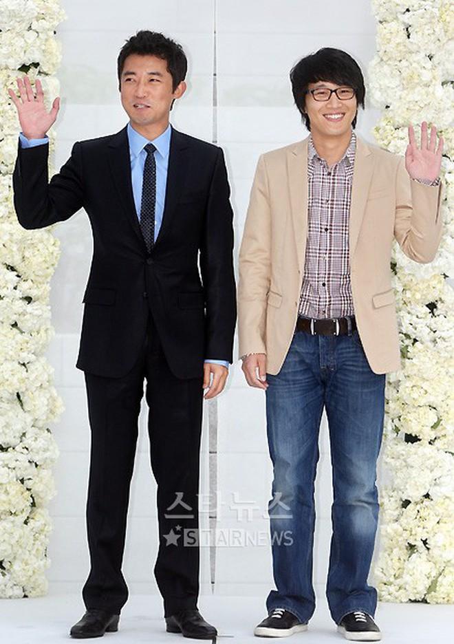 Những đám cưới có dàn khách mời khủng nhất xứ Hàn: Toàn minh tinh, Song Song không đọ được với Jang Dong Gun? - Ảnh 13.