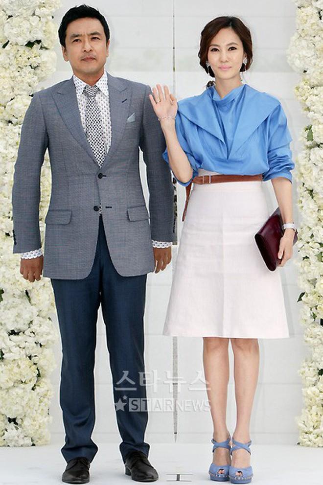 Những đám cưới có dàn khách mời khủng nhất xứ Hàn: Toàn minh tinh, Song Song không đọ được với Jang Dong Gun? 17