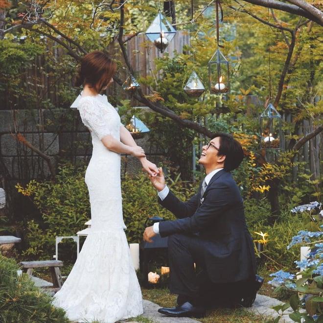 Những đám cưới có dàn khách mời khủng nhất xứ Hàn: Toàn minh tinh, Song Song không đọ được với Jang Dong Gun? 22