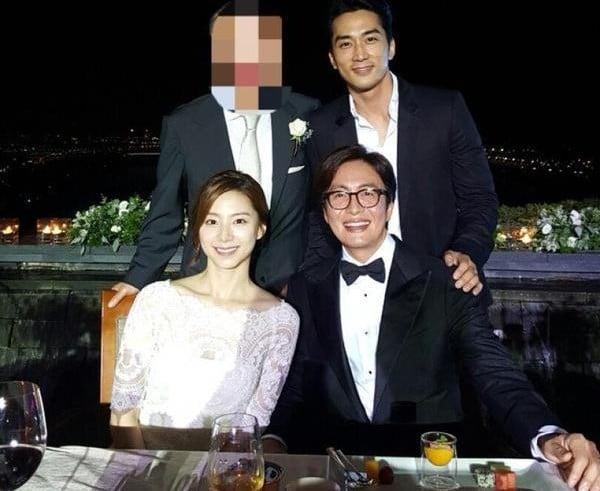 Những đám cưới có dàn khách mời khủng nhất xứ Hàn: Toàn minh tinh, Song Song không đọ được với Jang Dong Gun? - Ảnh 24.