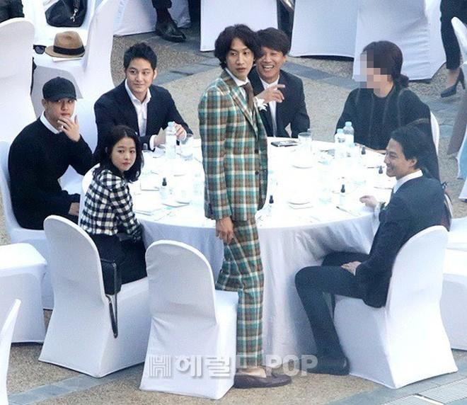 Những đám cưới có dàn khách mời khủng nhất xứ Hàn: Toàn minh tinh, Song Song không đọ được với Jang Dong Gun? 30