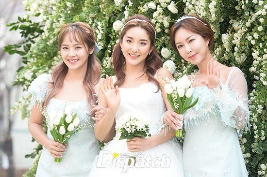 Những đám cưới có dàn khách mời khủng nhất xứ Hàn: Toàn minh tinh, Song Song không đọ được với Jang Dong Gun? 34