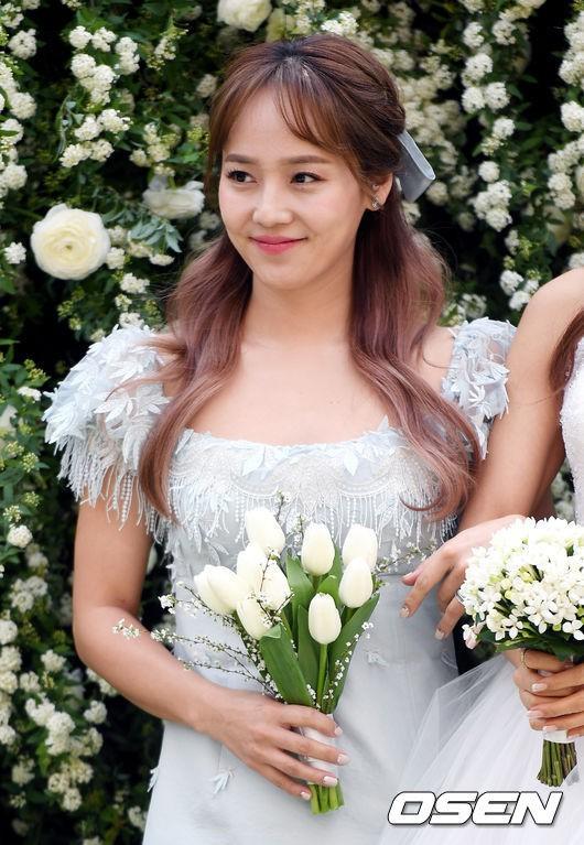 Những đám cưới có dàn khách mời khủng nhất xứ Hàn: Toàn minh tinh, Song Song không đọ được với Jang Dong Gun? 43