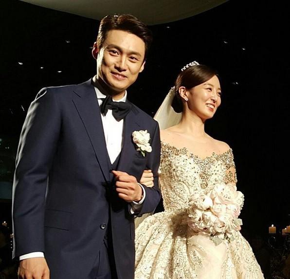 Những đám cưới có dàn khách mời khủng nhất xứ Hàn: Toàn minh tinh, Song Song không đọ được với Jang Dong Gun? 45