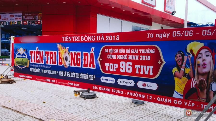 """Quán nhậu giảm giá, siêu thị ở Sài Gòn tung khuyến mãi """"ăn theo"""" mùa World Cup 2018 để hút khách - Ảnh 10."""