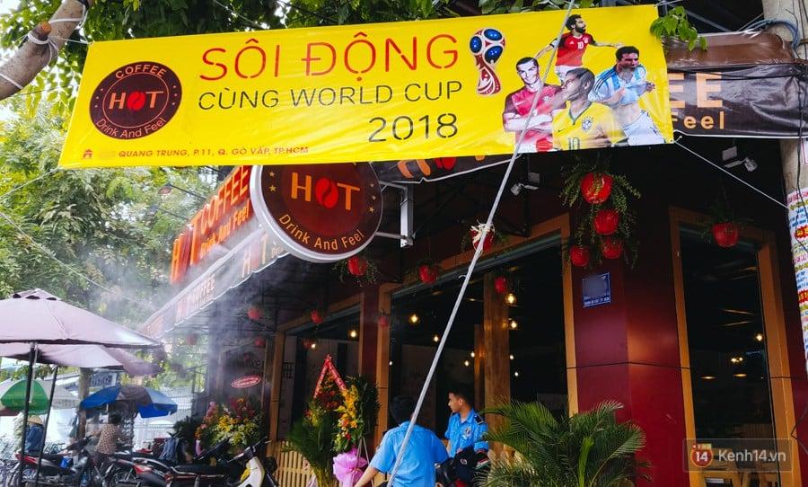 """Quán nhậu giảm giá, siêu thị ở Sài Gòn tung khuyến mãi """"ăn theo"""" mùa World Cup 2018 để hút khách 2"""