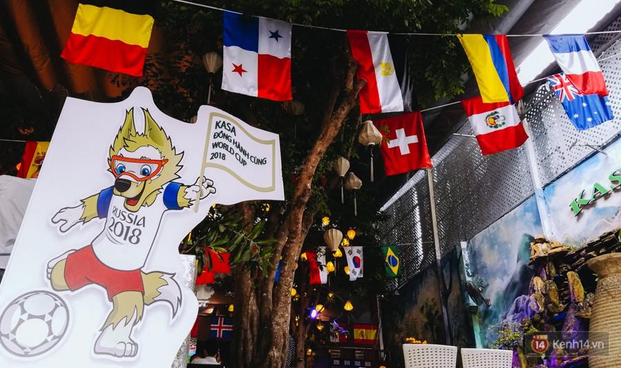 """Quán nhậu giảm giá, siêu thị ở Sài Gòn tung khuyến mãi """"ăn theo"""" mùa World Cup 2018 để hút khách - Ảnh 5."""