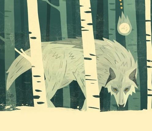 Đằng sau chú sói Zabivaka là cả một bầu trời thần thoại mà ai trót yêu nước Nga đều biết đến 3