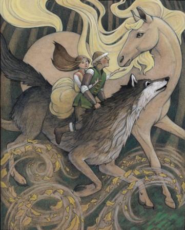 Đằng sau chú sói Zabivaka là cả một bầu trời thần thoại mà ai trót yêu nước Nga đều biết đến 4