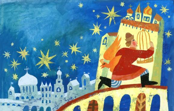 Đằng sau chú sói Zabivaka là cả một bầu trời thần thoại mà ai trót yêu nước Nga đều biết đến 5
