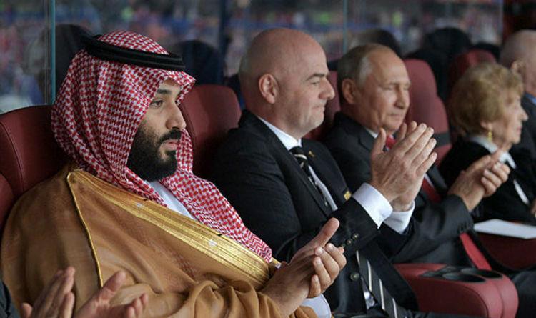 Vụ 'mất tích' bí hiểm và cuộc tái xuất bên cạnh ông Putin của Thái tử Ả Rập 1