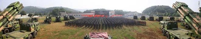 Lộ diện pháo tự hành bánh lốp 155 mm bí ẩn của Trung Quốc 1