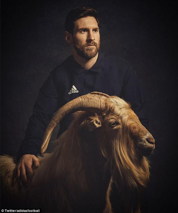 Ngộ nghĩnh khoảnh khắc Ronaldo vuốt râu ăn mừng: Đây là chiến thư CR7 gửi tới Messi? 6