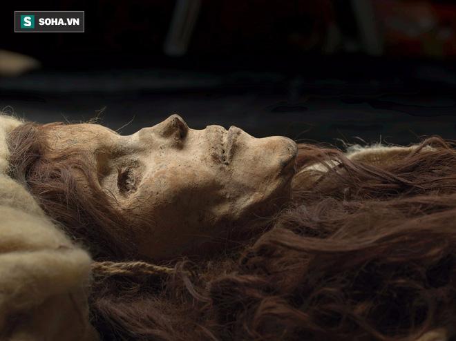 Giải mã thuật ướp xác thời cổ đại: Gần 4.000 năm vẫn còn nguyên mái tóc, hàng mi cong vút 1