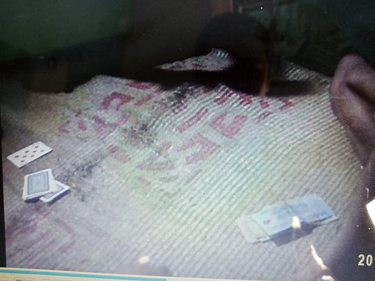 Làm rõ clip tố Trưởng Công an xã đánh bài ăn tiền ở Thanh Hóa 2