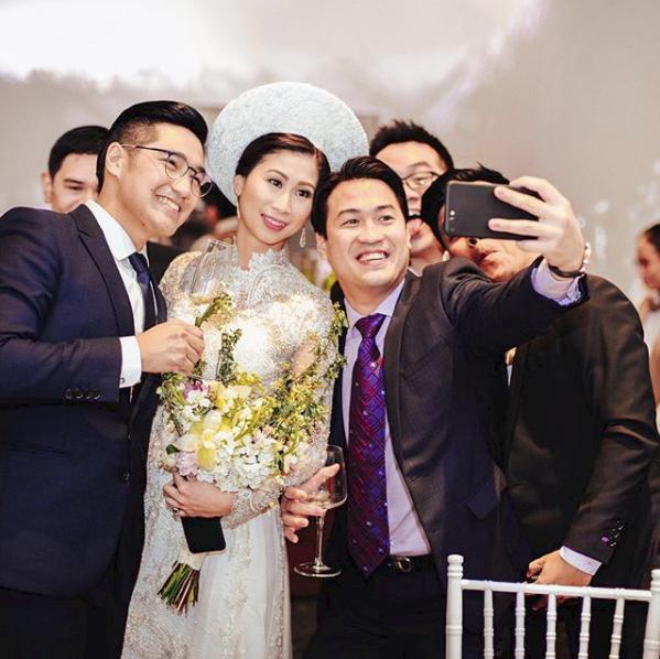 Cuộc sống viên mãn bên ông xã điển trai của Stephanie Nguyễn - người chị chồng kín tiếng, rất thân thiết với Hà Tăng 7