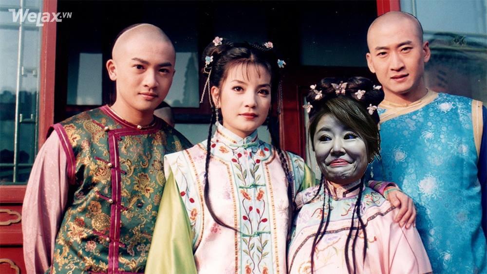 Biểu cảm nhuốm màu thời gian của Hạ Tử Vy năm nào đã trở thành meme hot nhất ngày! 3