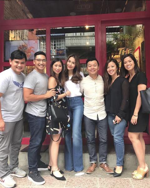 Cuộc sống viên mãn bên ông xã điển trai của Stephanie Nguyễn - người chị chồng kín tiếng, rất thân thiết với Hà Tăng 1
