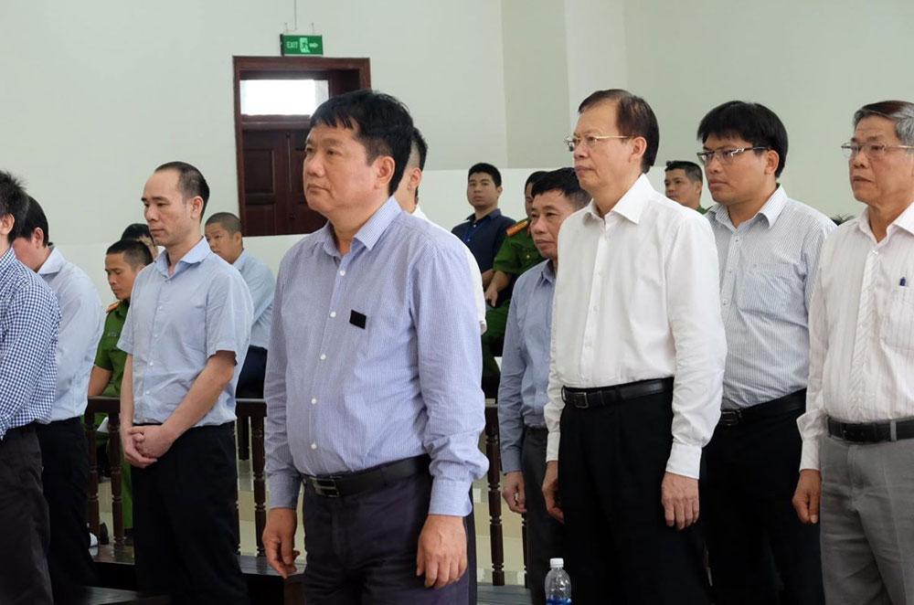 Hình ảnh Hôm nay xử phúc thẩm ông Đinh La Thăng vụ thất thoát 800 tỷ đồng số 1