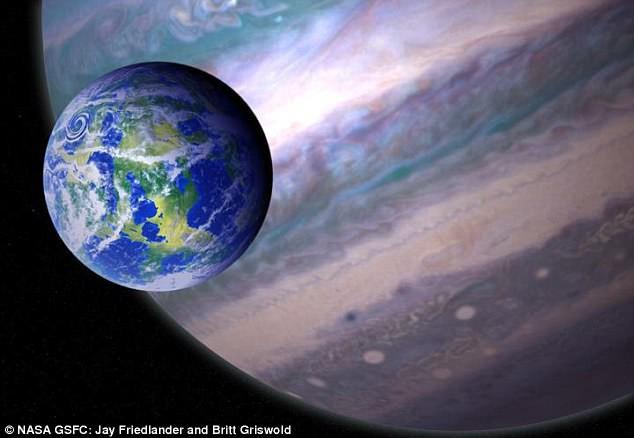 Mới tìm ra hơn 100 tinh cầu có khả năng chứa nơi ở của người ngoài hành tinh 2