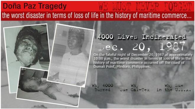 Thảm họa Dona Paz: Gần 4.400 người chết trong hỏa ngục tồi tệ bậc nhất trên biển 5