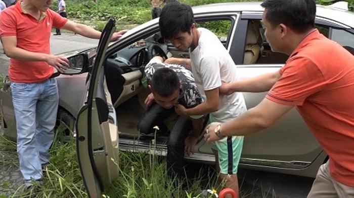 Hải Dương: Thực nghiệm điều tra vụ án giết người, cướp taxi 1