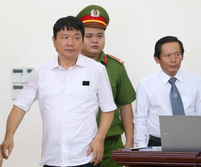 Hình ảnh Vụ Đinh La Thăng: Đề nghị mời đại diện Văn phòng Chính phủ dự phiên tòa số 1