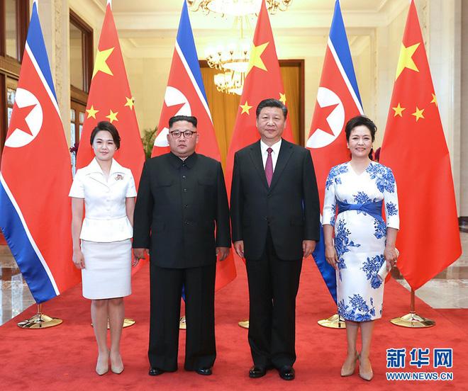 3 chuyến thăm Trung Quốc từ bí mật tới công khai, ông Kim Jong-un phát đi thông điệp gì? 2