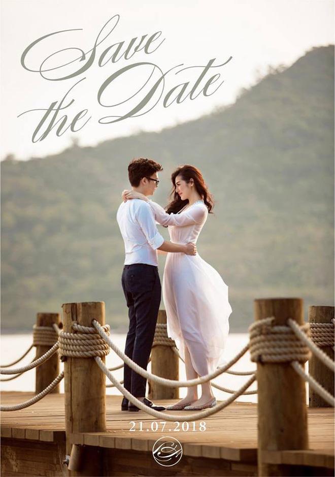 Á hậu Tú Anh chính thức lên tiếng về chuyện kết hôn, công khai ảnh chồng sắp cưới 1