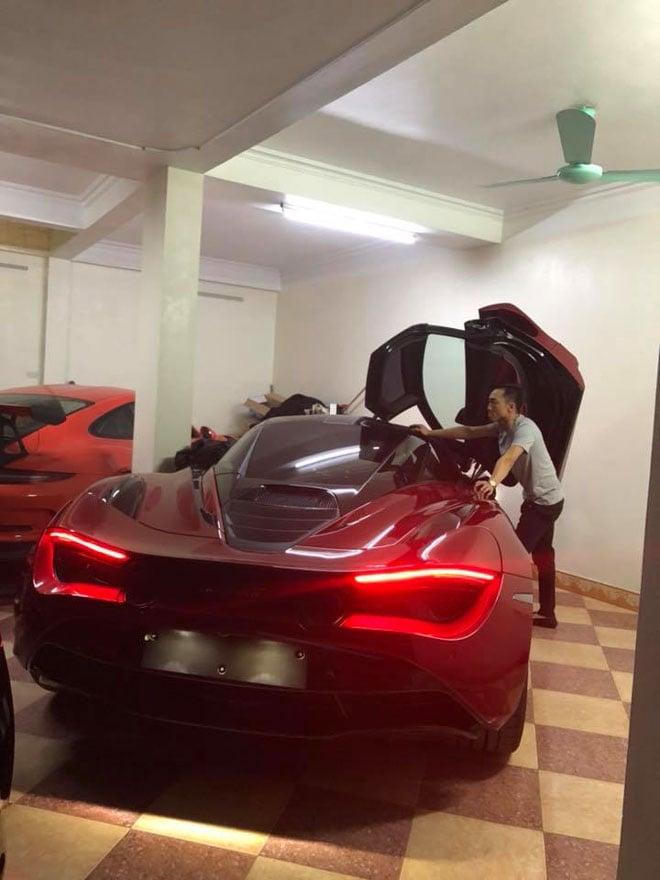 Lương tháng 5 triệu/tháng, Cường Đô La lại vung tiền mua siêu xe mới 22 tỷ 2