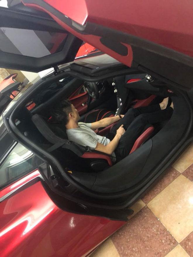 Hình ảnh Lương tháng 5 triệu/tháng, Cường Đô La lại vung tiền mua siêu xe mới 22 tỷ số 3