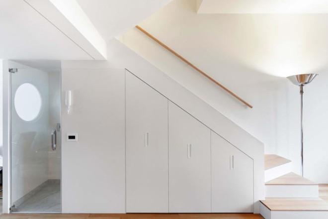 Căn hộ 33m² ấn tượng với những giải pháp tiết kiệm không gian thông minh - Ảnh 4.