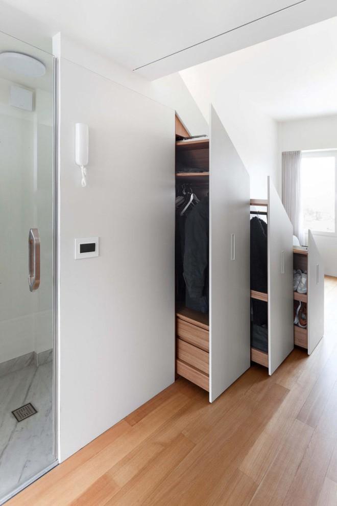 Căn hộ 33m² ấn tượng với những giải pháp tiết kiệm không gian thông minh - Ảnh 5.