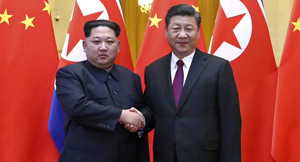 Ông Kim Jong-un ngợi ca tình hữu nghị với Trung Quốc sau cuộc gặp Mỹ 1