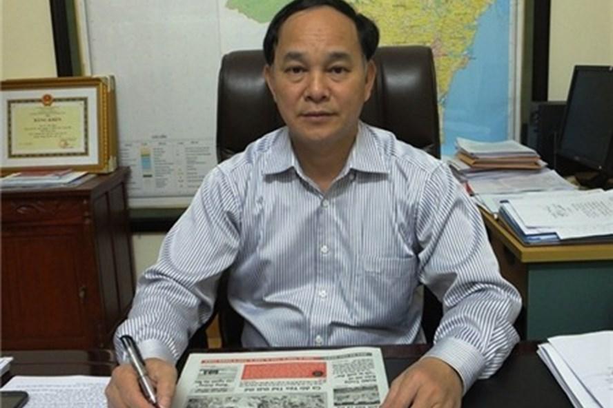 Thanh Hóa: Nguyên GĐ Sở NN-PTNT 'hạ cánh không an toàn' 1