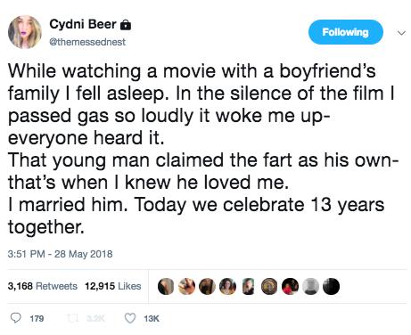 Được bạn trai giải cứu khỏi tình huống trớ trêu trước mặt bố mẹ anh, cô gái nhận ra đây chính là người đàn ông của đời mình 2