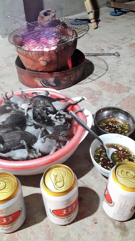 Góc đặc sản: Món ếch nướng cả con không bỏ gì hết khiến dân mạng băn khoăn có nên làm thử hay không 4