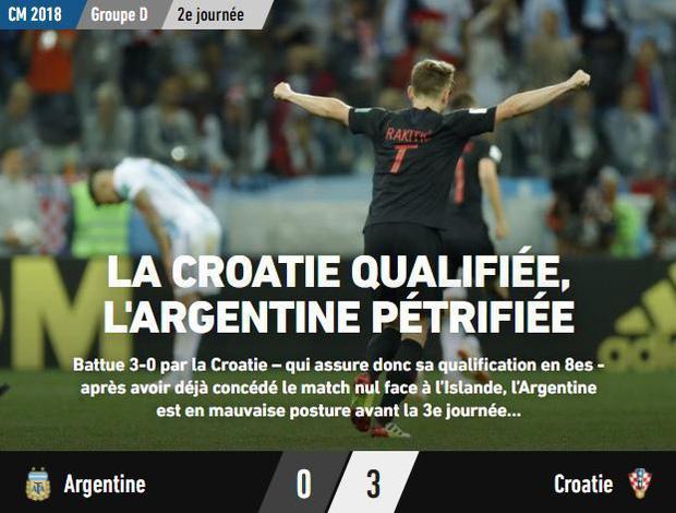 'Xấu hổ', 'thảm họa', 'đau khổ', báo Argentina câm lặng vì Messi và đồng đội 5