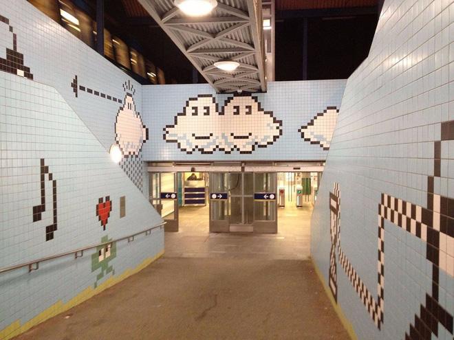 Bên trong những ga tàu điện ngầm đẹp hơn cả triển lãm nghệ thuật tại Thụy Điển 10