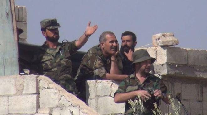 Tăng T-90 yểm trợ đặc nhiệm Syria rầm rập tiến về phía Tây Nam: Trận quyết chiến khai cuộc 1
