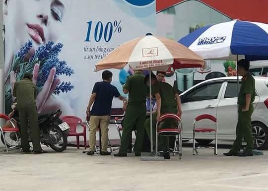 Bé trai 6 tuổi đuối nước trong bể bơi siêu thị Lanchi mart 1