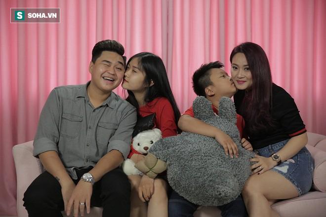 Vợ hơn 8 tuổi của Duy Phước: Nhiều cô nhắn cho Phước nói 'anh trẻ mà lấy vợ chi già vậy?' 4