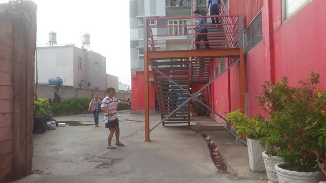 Cháy căn hộ tại chung cư Ihome quận Gò Vấp, hàng trăm cư dân tháo chạy 2