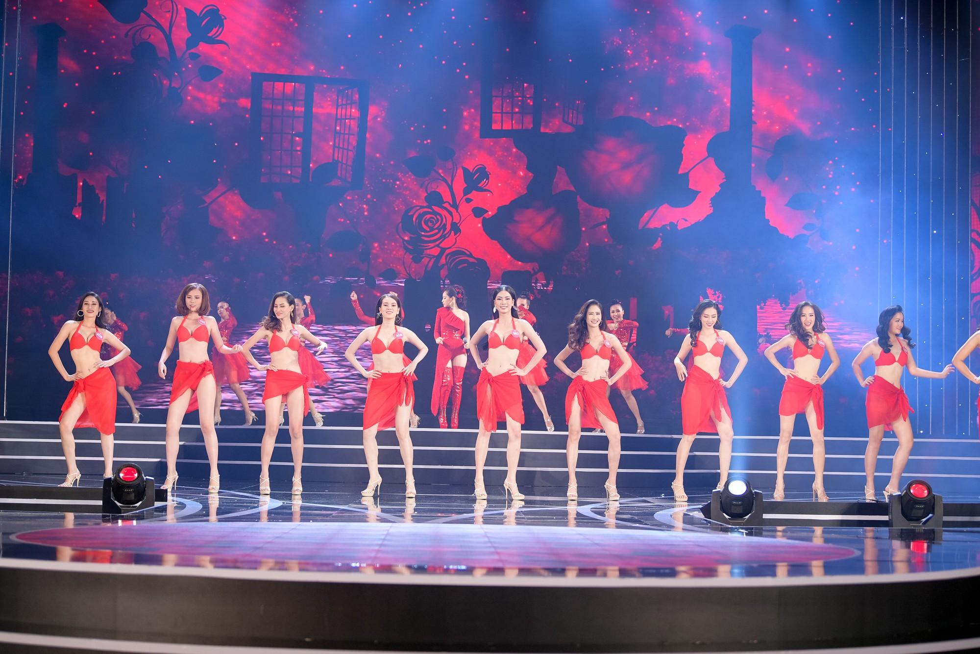 Chi Pu mang ca khúc có 'vũ điệu kì lạ' đồng diễn cùng thí sinh HHVN trong đêm Chung khảo phía Nam 3