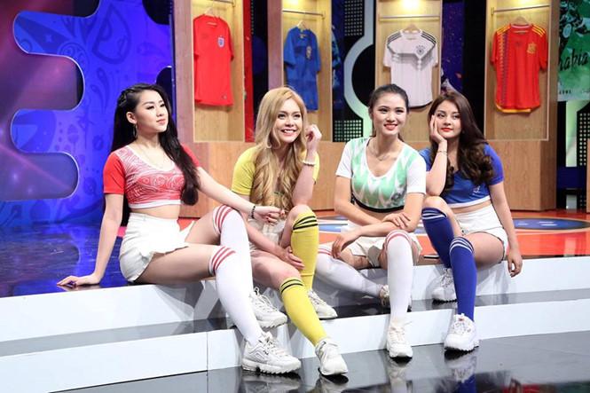 VTV ngừng đưa hot girl bình luận World Cup 2018? 1